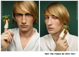 May the force be with you 3 by Marciedip
