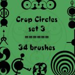 Crop Circles 3 by rL-Brushes