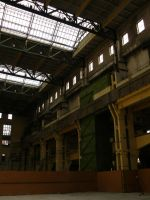 GANZ factory remnants by renegadeofpeace