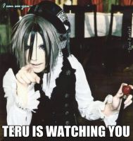 Teru is watching you by Jesse-FanGirl