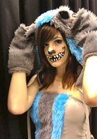 More CheshireCat Cosplay by Melancholy-Feline