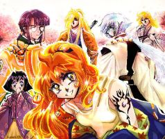 Slayers_Haruka for GuardianBel by EugeneCh