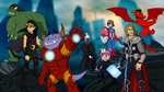 BenJJedi's The Avengers by BenJJedi