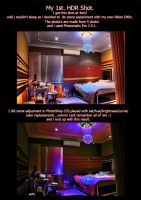 HDR_My Room by Avinar