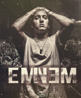 EMINEM POSTER by MCGraphic