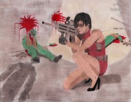 Product - Ada Wong by BGShepard