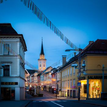 Villach Sleeping by Mark-Fisher-Photos