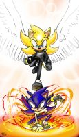 Shadow X: Shining Glory by SonicFF