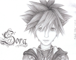 Sora by cold-nostalgia