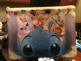 Stitch! Pencil Bag by Stitch-And-Yuna-Pics