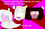 3 gems and a baby in a nutshell by kingofthedededes73