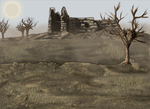 Dusty desert Wallpaper for wajas by amrix11