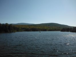 Long Pond by AmericanWolf016