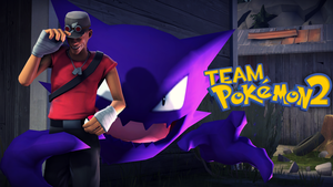 Team Pokemon 2 - TheJohnnyfield by Robogineer