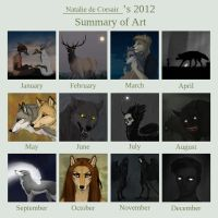 2012 by NatalieDeCorsair