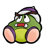 Spiked Hyper Goomba by GdGreat