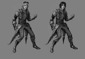 Early Concept - Pretty Boy by musegames