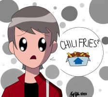 B10: Chili Fries? by KagamiYoshida