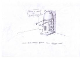 Dalek switch design problem by Legojawa