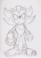 Classic Shadow sketch by adamis