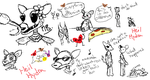 sketchdump 1 by Tran-Quility