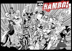 RAMBOL 4 cover mock up by gammaknight