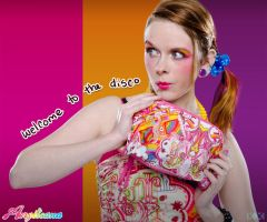 Welcome to the Disco Promo 1 by marywinkler