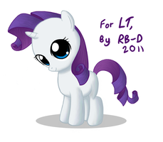 Filly Rarity for LT by RB-D