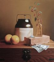 Still Life with Money by Rnep