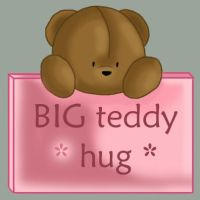 BIG teddy hug... by hettlz