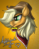 AppleBadge by JinYaranda