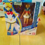 Super Sailor Moon Figuarts figure by HoshiAnimeStuffs