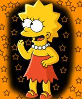 Lisa Simpson by fansimpson996