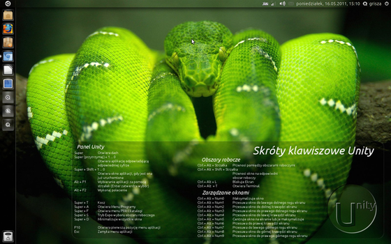 My Desktop - May 2011 by gandiusz