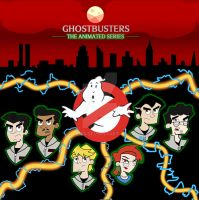 Ghostbusters The Animated Series by PL125