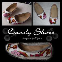 Candy Shoes by Hyo-pon