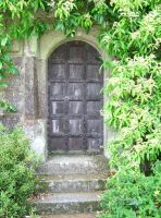 Old Door Stock 1 by Siobhan68