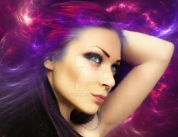 Nebular Beauty by Casperium