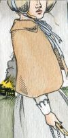 Jane Eyre Bookmark by Kitty-Grimm