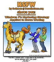 Win7 Marketing as Horsetrading by sethness