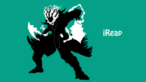 LOL Ipod - Thresh by Quiet-Lamp
