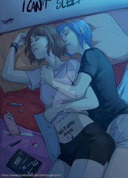 Chloe x Max - Hole to another Universe by Afterlaughs
