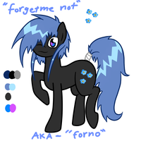 Forgetmenot by FIM-Adopts