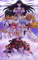 Kill la Kill by chocowaffle