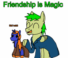 MLP - Friendship is Magics by SigmatheArtist