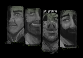 The Builders by aypreel