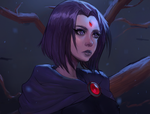 Raven by MadelineDeathflower
