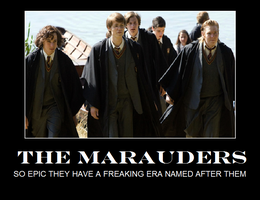 The Marauders by e97852