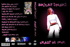 Crazy 2K Tour DVD Art by utskushi-billy