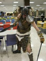 Barbarian by Rennon-the-Shaved